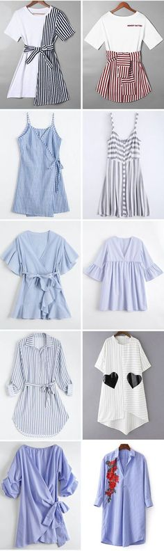 Super fashion outfits for teens the dress ideas Spring Dresses Casual, Summer Dress Outfits, Fall Fashion Outfits, Trendy Dresses, Boho Fashion, Nice Dresses, Dress Summer, Dress Casual, Trendy Fashion