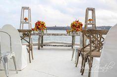 Una hermosa ceremonia para tu Boda en Playa.