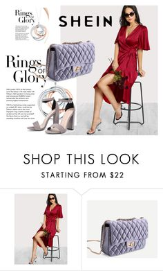 """""""shein 4"""" by aida-1999 ❤ liked on Polyvore featuring Tiffany & Co."""