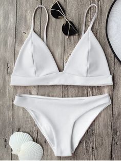Bikini Bade Mode Strandmode Push-Up Neckholder Wende Bikini frei Kombinierbar