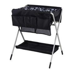 SPOLING チェンジングテーブル, ブラック, ホワイト ブラック/ホワイト オムツ替えで腰が痛くならないのが便利。最近は猫もくつろいでいます。