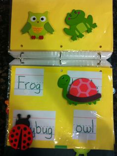 Educational idea for toddler