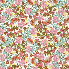 Josephine Kimberling Hope Chest Chest Flower Bed White -This would make very pretty drapes, or an accent pillow