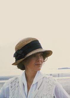 Diane Keaton has always loved hats.