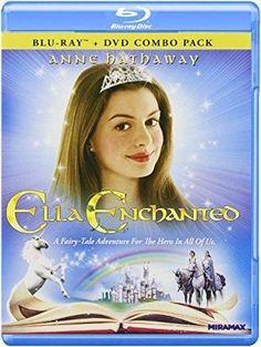 Anne Hathaway & Hugh Dancy & Tommy O'Haver-Ella Enchanted