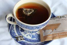 6 x Gezondere alternatieven wanneer je zin hebt in chocola | NSMBL.nl Chocolade thee