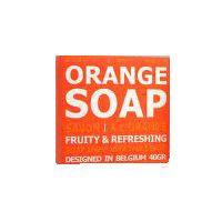 ORANGE SOAP ZEST  Een fruitige en frisse zeep met lichte sinaasappel geur, gebaseerd op plantaardige ingrediënten.