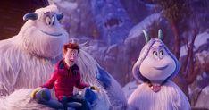 Wat gebeurd er als yeti's de mensheid ontdekt? Je ziet het in Smallfoot Streaming Movies, Hd Movies, Movies Online, Disney Films, Disney And Dreamworks, Movie Previews, Film D'animation, Animation Film, Musical