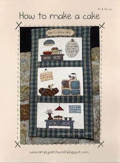Simply Patchwork Tienda: Kits Simply Pachwork