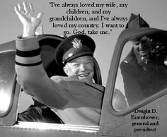Dwight D. Eisenhower General & President of the USA