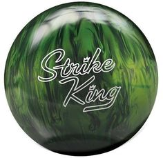 Brunswick-Strike-King-Emerald-Green-Pearl-Bowling-Ball