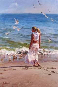 The Garmash | Romantic Impressionist / Plein Air painters | Part. 3 | Tutt'Art@ | Pittura * Scultura * Poesia * Musica |
