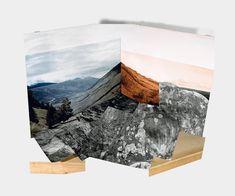 Jason Gowans - Landscape 1, 2013<br>Tirage jet d'encre sur papier archive, 50 x 60 cm