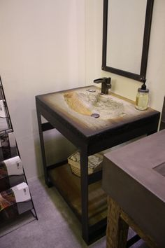 driftwood-finish-wash-basin