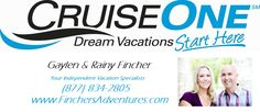 For all your vacation, travel or cruise needs!