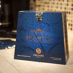 Let each sip of Organo Gold Premium Gourmet Royal Brewed coffee transport you to the idyllic Blue Mountains of Jamaica. That's where these beans are hand-sorted to ensure only the finest coffee makes it into this fresh, flavorful blend. Not only is the rich, luxurious aroma and flavor second to none, this coffee is infused with Ganoderma lucidum spores — a brew-it-yourself blend truly fit for royalty.