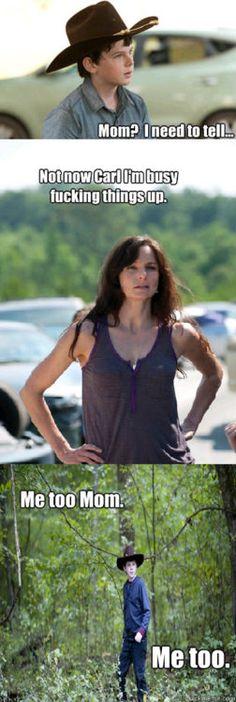 Carl and Lori