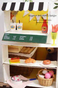 段ボールでkid shouse。 おもちゃはcostcoで♪ Games For Kids, Diy For Kids, Activities For Kids, Crafts For Kids, Doughnut Cake, Coffee Ice Cream, Playroom, Kids Toys, Projects To Try