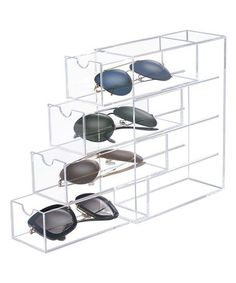 Look what I found on #zulily! Four-Tier Sunglasses/Eyeglasses Organizer #