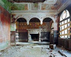 Abandoned Italian Villas