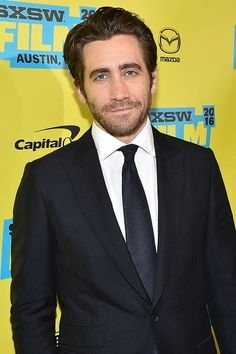 Pin for Later: Jake Gyllenhaal Steps Out at SXSW, Instantly Demolishes Hearts Everywhere