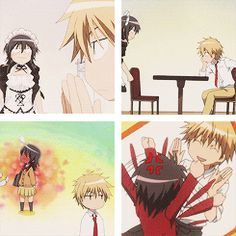 kaichou wa maid sama animated GIF Tap the link Now - The Best Cat Products - Worldwide Shipping! Tsundere, Slice Of Life, Usui Takumi, Misaki, Maid Sama Manga, Manga Anime, Anime Art, Comedy Anime, Funny Animal Quotes