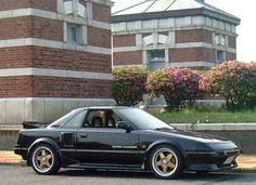 Toyota MR2 mk1 (23 Photos)
