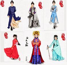 Seoul In Love Now ~♥: Chinese Drama ♦ Perfect Couple / Jin Yu Liang Yuan / 金玉良缘 ~♥
