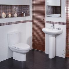 Micro Bathroom Suite, £113.95, BetterBathrooms.com