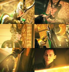Loki. What a... Wow.