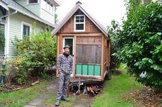 Tiny House Interior Designed And Built By Glenn Grassi