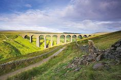 Arten Gill Viaduct, the Lake District