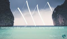 n the stillness, God's promises still ring true. He is closer than the whisper of His name. Call upon Him!