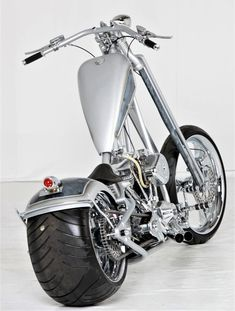 2013 Evil Twin St.Louis Style Deraked Chopper by Rods & Rides Motorcycle Company. http://rodsandridesbytd.com/chopper