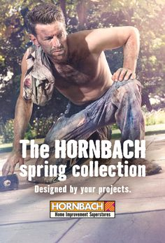 Hornbach: Designed by your projects, 3