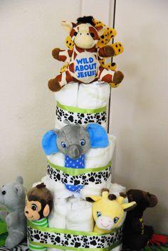 Jungle Theme Baby Shower
