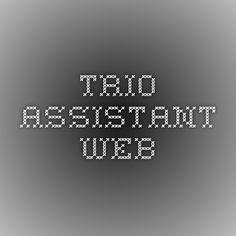 Trio Assistant Web