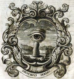 speciesbarocus: Ottavio Scarlatini – Homo symbolicus (1695). |