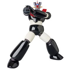 VCD《無敵鐵金剛》真衝擊Z篇造型「巨大尺寸」登場!マジンガーZ(真マジンガー) | 玩具人Toy People News