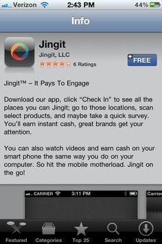 JingIt App