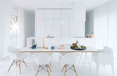 Dining Room, Dining Table, Eames, Office Desk, Ikea, Interior Design, Kitchen, Furniture, Home Decor