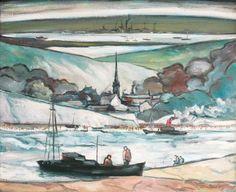 William Turner - The Green Island
