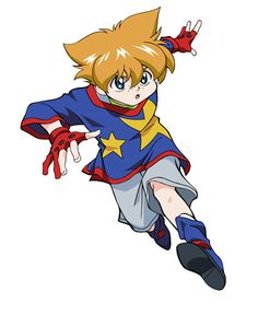 Max Tate from Beyblade