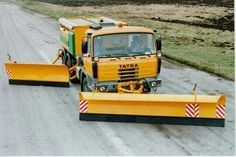 Snow Plow, Custom Trucks, Police Cars, Cool Trucks, Ambulance, Czech Republic, Motor Car, Cars And Motorcycles, Automobile