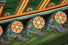 I had to find out more about the colors of Korea. The colors of Dancheong. Korean Traditional, Traditional Art, Korea Tattoo, Korean Design, View Wallpaper, 3d Pen, Learn Korean, Korean Art, Modern Artists
