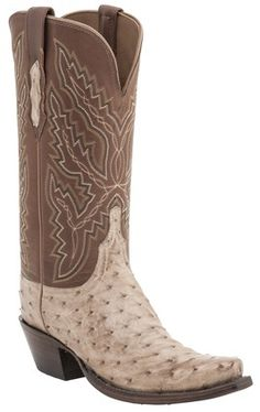 f8a07dfce87 H4003 Eberly Lucchese Since1883 Heritage Womens Ostrich Boots