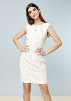 60ad000fc4 Look picture perfect in white lace this event season
