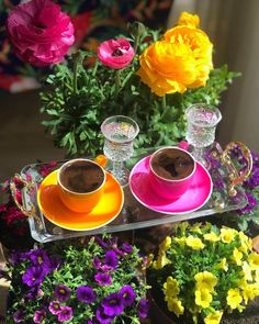 Coffee Love, Coffee Break, Coffee Cups, Flower Girl Photos, Tea Cafe, Tea Party Theme, Tea And Books, Good Morning Coffee, Beautiful Rose Flowers