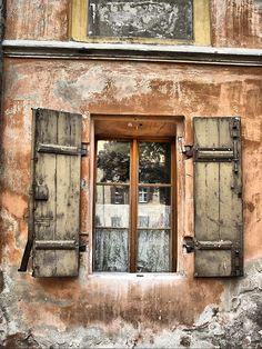 Austrian window...