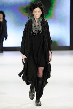 Barbara Í Gongini / Autumn Winter 2010 Copenhagen Fashion Week, Daily Fashion, Style Fashion, Fall Winter, Autumn, Knitwear, Luxury Fashion, Runway, Women Wear
